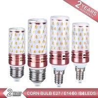 LED 램프 전구 E27 E14 디 밍이 옥수수 전구 220V 110V 스트립 조명 장식 샹들리에 홈 스마트 암 나무 열매 스포트 라이트 램프