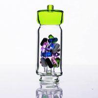 Высокий стиль качества ресайклинга Carta Glass Peak Аксессуар с уникальным Тяжелое стекла Запасная часть для курящих Dab
