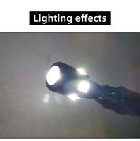 자동차 LED 폭 라이트 T10 램프 비즈 6SMD18W 슈퍼 밝은 낮 실행 조명 운전 조명 신호 램프 수정