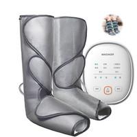 Ножка Массажеры давление воздушной волны физиотерапевтический прибор электрический горячий компресс воздушной волна нога инструмент красота массаж инструмент