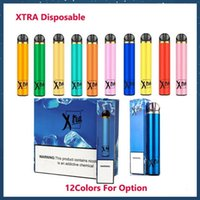 Nuovo dispositivo XTIA monouso XTA Kit Pod Kit 1500 sbuffoni pre-riempiti da 5 ml Cartuccia Potente batteria Penna vape VS PUFF BAR XTRA PLUS