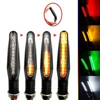 Per Z400 Z 750 1000 900 800 250 650 650 ZXR 400 LED Direzione del segnale di direzione Diretti di direzione Signals Light Tail Lights Indicatori Lampada