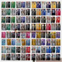 Hot Sale Stitched Jerseys Best Quality Mens 2020 2021 New Wh...