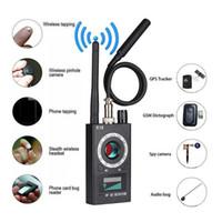 1MHz-6,5 GHz K18 Multifunktions-Detektorkamera GSM Audio Bug Finder GPS-Signallinse RF Tracker Erkennen Wireless-Produkte