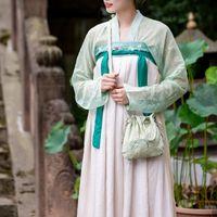 Antiga estilo chinês Mulheres pequeno Crossbody Saco de linho bordado das senhoras ombro Bucket Bolsas Meninas Vintage Bolsas Coin Purse