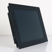 """Monitors 10.1"""" 10.4"""" 12"""" 15"""" 15.6"""" 17"""" 17.3"""" 19"""" 21.5 Inch IP65 Front Bezel Waterproof Open Frame Industrial Lcd Touch Screen Monitor"""
