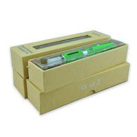 Ecig evod MT3 испаритель Vape ручки коробки подарок стартовый комплект с 900mAh evod 510 нити батареей MT3 баком распылителем зарядного устройства кабеля DHL бесплатно