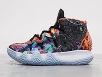 Kybrid S2 ما هي الأحذية متعددة الألوان متعددة الألوان أحذية كرة السلة مع صندوق 2020 Kybrid S2 EP الرجال النساء مدرب أحذية رياضية الحجم 4-12