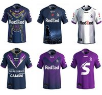 MELBOURNE STORM Rugby Jersey 2021 Jersey commémoratif indigène 2019 NRL Rugby League Maillots Australie Rugby League Jersey taille S-5XL