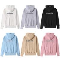 유니섹스 좋은 품질의 후드 남자 여성 빠른 배송 스웨터 재킷 Tshirt Sweatshirt Coats Mens Girls 두건 많은 색상 반사 편지