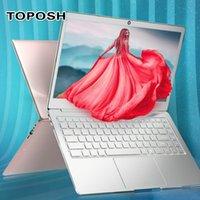 Dizüstü Bilgisayarlar 14 Inç N4100 Mini Metal Dizüstü 8g Ram Moda Gümüş Taşınabilir Iş Ofis Netbook Öğrenci PC Bilgisayar Kadınlar Ince Dizüstü