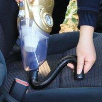 4 в 1 Multi Function Портативный автомобильный пылесос с цифровым дисплеем двойного использования Auto Надувной насос компрессора воздуха