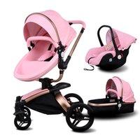 Babyfond Luxury Baby Stroller 3 en 1 Carriage de moda Eu PRA PROM PROM PROM PROM PROM GRATIS Regalos gratis