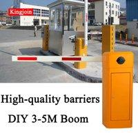 Parmak İzi Erişim Kontrolü Kingjoin Yüksek Kaliteli Makine Bariyer Kapısı, Park Sistemi Kapısı için Düz Boom Trafiği