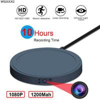 مصغرة DV كاميرا HD 1080P مايكرو كاميرا فيديو استشعار للرؤية الليلية كاميرا الحركة المنزل secrety DVR فيديو الرياضة لا شاحن لاسلكي