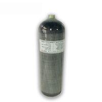 AC168 Acecare 6.8L CE Pcp tanque de aire de importación de fibra de carbono del cilindro de gas Equipo de buceo submarino de respiración de buceo pistola de aire comprimido
