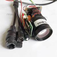 نظام camhi 2MP 5MP 10X تكبير 4.9-47mm عدسة واي فاي IP PTZ كاميرا الوحدة CCTV الأمن، لاسلكي ا ف ب، ONVIF، الصوت بطريقتين، TF بطاقة