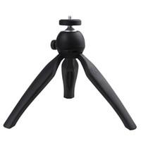 Cep Telefonu Kamera Fotoğraf İçin SUPON K7 Mini Tripod Genişletilebilir Selfie'nin Çubuk El Tripod Standı