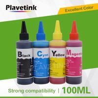 Kit di ricarica inchiostro Plavetink PGI525 CLI526 Stampante bottiglia da 100 ml per Canon PGI 525 cli 526 XL PIXMA IP4850 IP4950 IX6550 MG5150 MG5250 MG5350