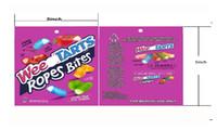 Weedtarts Halatlar Bites sakızlı Ambalaj çanta Dank gummies halat İnekler halat Sakızlı çanta dank 500mg boşaltın