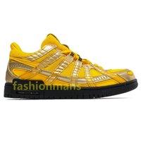 2021 Blanc X Caoutchouc Chaussures Entraîneurs Noir Volt University Gold Skunk Inverser Blue Chien Walker Hommes Femmes Basketball Sneakers