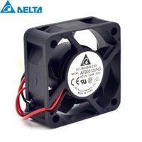 Refriginaciones de ventiladores Delta AFB0512VHD 5020 12V 0.24A 5 cm Servidor de ventilador de doble bola para 50 * 50 * 20 mm
