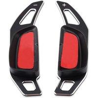 Accesorios para automóviles Steering Wheel Shifter Paddle Extension para Mercedes Benz C Class W205 / GLC Clase X253 / E Clase W213 / GLE (Negro)