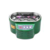 BK-9050 الذكي بالموجات فوق الصوتية آلة تنظيف أسنان المنزلية نظارات مجوهرات منظف ذكي بالموجات فوق الصوتية آلة تنظيف 35W / 50W
