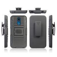Pour Sony XZ Premium Xperia L1 avec anneau magnétique Kickstand 5 Fonction de la couverture de cas de téléphone