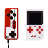 Mini Doubles Handheld Game Console Retro Portable Video Game...