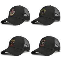 Guns N » Roses sauvé la vie de la mode réglable Chapeau de camionneur Chapeau de base-ball vintage papa boule Casquettes pour hommes, femmes crâne 85 n affiche Badass Utilisation