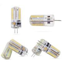G4G9 LED 1.5W 3W 4W 5W 7W AC DC 12V 220V 110V مصباح ضوء الهالوجين 360 شعاع زاوية عيد الميلاد LED مصباح لمبة