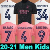 Top de la Thaïlande 20 21 maillot de foot MANCHESTER CITY MAN G.JESUS DE BRUYNE KUN AGUERO maillots 2020 2021 SANE maillot KIT de football ensembles pour adultes et enfants