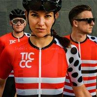 2020 YENİ Parlak Yeni Kesintisiz süreç yol mtb ile jersey yanlısı ekip aero kesim bisiklet Üst Kalite Kısa kollu kırmızı