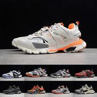 Mens Track-3.0 Tess S Gomma Clunky Sneaker Beige Maille Frauen Tess S.Gomma 2.0 Paris Triple S Gelegenheits Trainer Retro Außen Designer Schuhe