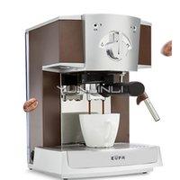 Cafeteira Espresso Comercial / Máquina de Café Semi-automática Máquina de Café Semi-automático TSK-1152A para casa e assim por diante