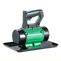 220V / 380V El Tipi Vibratör Küçük Yüksek Verimlilik Çimento Perdah Vibratör Taşınabilir Çimento Parlatıcı Titreşimli Makinesi