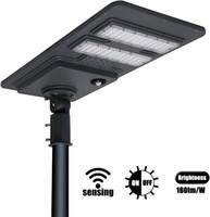 Umlight1688 통합 모든 하나의 80W 야외 태양 광 가로등 40W 60W 모노 태양 전지 패널 18V 높은 수준의 프로젝트 solsr 거리 빛