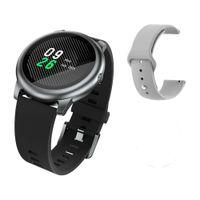 Haylou solare intelligente orologio globale versione IP68 impermeabile di sport di forma fisica Bracciale LS05 Smartwatch Donne Uomini Per Android iOS