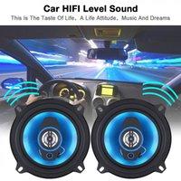 Freeshipping 2pcs 12V 5 Zoll 400W 2-Wege-Auto Koaxial Auto Audio Musik Stereo Full Range Frequenz Hifi Lautsprecher Nicht-destruktive Installations