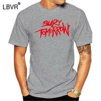 Bury Tomorden Melodic Metal Band Logo Vit T-shirt Storlek S M L XL 2XL 3XL KG-1300