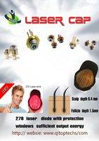 Equipamento fisioterapia a laser do crescimento do cabelo para o crescimento do cabelo no capacete do crescimento do cabelo