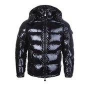 Hommes Parka Hommes Femmes Veste classique Casual manteaux en duvet pour hommes en plein air Réchauffez plumes Veste d'hiver