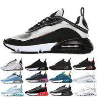 air max 2090 airmax Stock X Cheap Duck Camo 2090 Mens running shoes Pure Platinum 2090s Photon Dust Clean White black men women Outdoor sports   designer sneakers