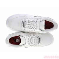 (상자 포함) 2019 년 새로운 무료 배송 Footsoldier Bapesta 신발 고품질 망 여자 캐주얼 신발 42