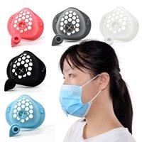 3D Silikon-Maske Halterung mit Trinkloch Innere Unterstützung zur Verbesserung der Atemmasken Werkzeugzubehör T500205 praktischen Ständer