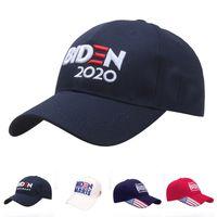 Joe Biden 2020 Biden Şapka ABD Seçim OYlantınız Başkanı Kadın Erkek Şapkalar Ayarlanabilir Güneş Kap Pamuk Örme Beyzbol Şapkası Ücretsiz Kargo