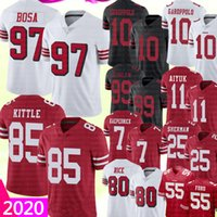 85 George Kittle Nick Bosa Brandon Aiyuk San