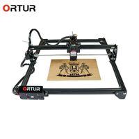 Aggiornamento Ortur Laser Master2 professionista grande incisione formato DIY Desktop Mini laser di CNC Engraver di legno tagliatrice