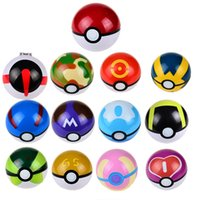 Masterball Complete Collection Pokeball 7cm Ball Toy Y200919